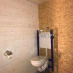 Tiny House Toilette