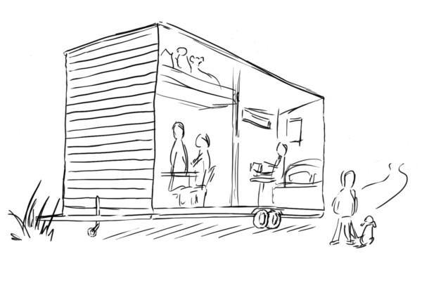 Personen Tiny House